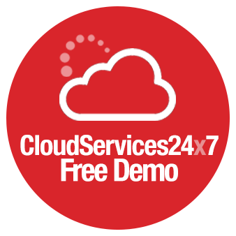 CloudServices24x7 Free Demo